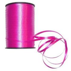 DOMAGRON 500 yd. Neon Pink (Cerise) Curling Ribbon by DOMAGRON, http://www.amazon.com/dp/B007ZPW14G/ref=cm_sw_r_pi_dp_ZtX5qb19JY4FQ