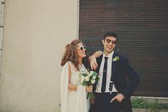 Chic Neutral & Gold Destination Wedding in France