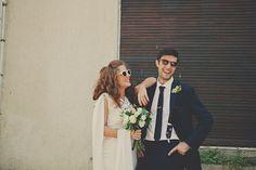 Chic Neutral & Gold Destination Wedding in France
