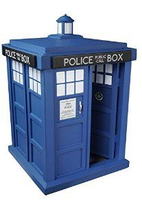 """Funko 5286 POP TV: Doctor Who Tardis 6"""" Action Figure from FunKo Disc: Affiliate Link"""