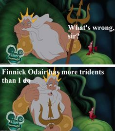 Finnick's Tridents:)