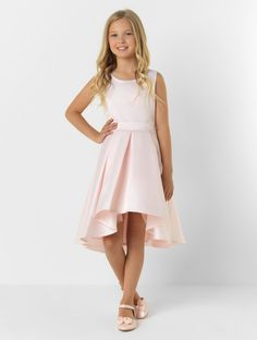 Shop for girls pink dress Belle at Roco. Pink flower girls dress with free UK delivery & 30 day returns. Girls Dresses Tween, Girls Bridesmaid Dresses, Pink Flower Girl Dresses, Blush Dresses, Pink Dress, Flower Girls, Prom Dresses, Wedding Dress Organza, Belle Dress