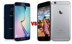 Samsung Galaxy S6 Edge vs. Apple iPhone 6 Plus - Mundo Móvil