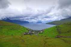 Top 20 Most Beautiful Villages Which Came Straight Out Of Fairytales Places Around The World, The Places Youll Go, Places To See, Around The Worlds, Wonderful Places, Beautiful Places, Faroe Islands, Travel Abroad, Vacation Spots