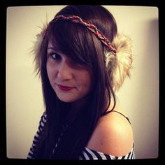 Warming up with our Ear Muffs at the office today. http://www.freepeople.com/accessories-hats/ear-muffs/