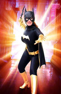 Stunning Batgirl Cosplay From Vegas PG Batgirl Cosplay, Yvonne Craig, Batman And Batgirl, Batman Family, Dark Knight, Gotham, Cosplay Costumes, Dc Comics, Pop Culture