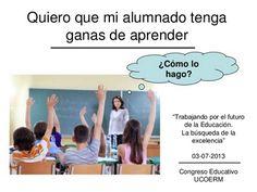 Alumnos motivados y eficaces - Escuela en la nube