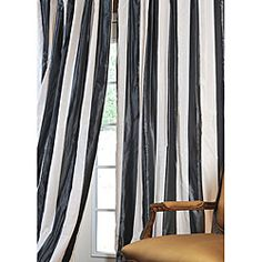 Front drapes