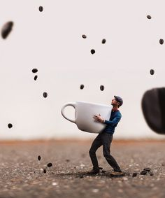 Caffeine Storm by Joel Robison Photography