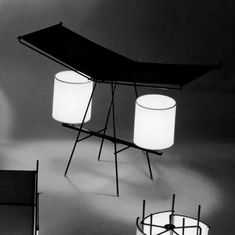 George Nelson, student lamp , 1952