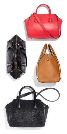 Meet the #RMPERRY - Rebecca Minkoff's latest it-bag, available exclusively at !