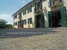S.GIORGIO DELLE PERTICHE - Splendida Casa colonica di oltre 400mq con parco piantumato. - Agenzia Immobiliare Favero