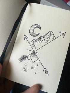 Check out all of the great Harry Potter-inspired .-Schauen Sie sich all die großartigen, von Harry Potter inspirierten kostenlosen an Malen – diy tattoos Check out all of the great Harry Potter inspired free coloring pages - Tumblr Drawings Easy, Cool Art Drawings, Pencil Art Drawings, Art Drawings Sketches, Tattoo Drawings, Drawing Ideas, Tumblr Art, Drawing Tips, Diy Tattoo