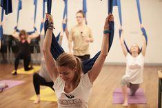 bon cadeau pour yoga aérien