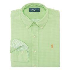 Buy Polo Ralph Lauren Slim Fit Summer Oxford Shirt Online at johnlewis.com