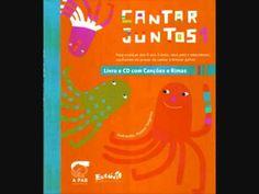 Livro CD Cantar juntos I (cantigas e rimas dos 0 aos 3 anos)