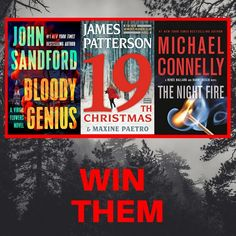 Enter your email address below for a chance to win three Kindle crime thrillers by three of the biggest authors in the world All entrants to immediately receive a free copy of my bestselling crime thriller Lion on Fire. Official Rules, First Prize, Advertising And Promotion, Look Into My Eyes, Romance Authors, Best Sellers, Good Books, No Response, November 2019