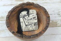 25 Travel Gift tags    Passport stamps    Paper+chipboard...pre-strung tags