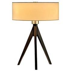 Nova Tripod Table Lamp   LampsPlus.com