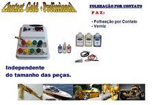 March Gold - Equipamentos para banho de ouro   Contact Gold Profissional