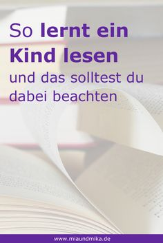 grade, learn to read, practice - Lernen - Bildung Elementary Science, Science Education, Kids Education, Special Education, Primary Education, Childhood Education, Parenting Books, Kids And Parenting, Parenting Classes