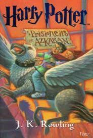 Harry Potter E O Prisioneiro De Azkaban (Harry Potter #3) capa