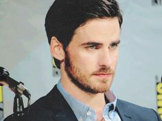 Hooked on Hook — athenaohwise1: Colin O'Donoghue || Once Upon A...
