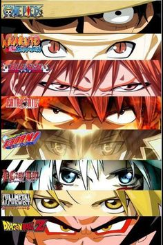 Animes!