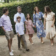 Denmark Royal Family, Danish Royal Family, Crown Princess Mary, Prince And Princess, Royal Families Of Europe, Denmark Fashion, Prince Frederik Of Denmark, Princess Marie Of Denmark, Danish Royalty