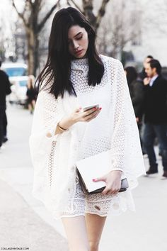 Paris_Fashion_Week-Fall_Winter_2015-Street_Style-PFW-Model_Chloe-1