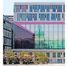 Narima, el vidrio con efecto dicroico
