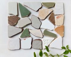 Bulk Sea pottery 22 Pieces, Beach Pottery, Mosaic Tiles , Craft Tiles, Mosaic Making, Sea Ceramics, Craft Pottery, Authentic Beach finds Euro Coins, Thing 1, Dec 30, Mosaic Tiles, Art Projects, Pottery, Sea, Ceramics, Crafts