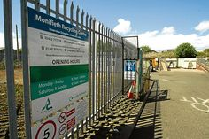 """Fears have been raised that the """"crazy"""" closure of Monifieth #recycling centre will lead to flytipping."""