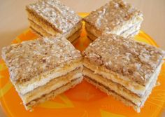 Cookie Recipes, Dessert Recipes, Poppy Cake, Hungarian Recipes, Hungarian Food, Food And Drink, Bread, Cookies, Baking