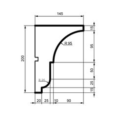Door Frame Molding, Cornice Moulding, Wall Molding, Moldings And Trim, Plaster Ceiling Design, House Ceiling Design, Bedroom False Ceiling Design, Simple Workbench Plans, Plafond Staff