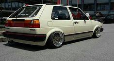Jetta A2, Volkswagen Golf Mk2, Golf Mk3, Mk1, Custom Cars, Old School, Porsche, Low Heels, Trucks