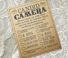WEDDING RECEPTION GAME /// Printable pdf on Etsy, $5.65 AUD