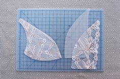 Watson Bra Enclosing Seams tutorial--works for any cup
