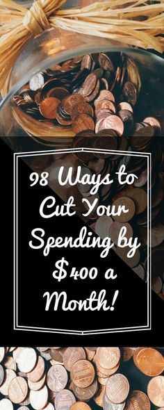 8ce9308e2fe How to Save Money – 98 Ways to Cut Your Spending by  400 a Month!