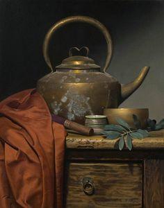 Мина Ла Крус, Канада, основанных на современных реалист художник