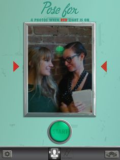 Turn your iPhone, iPad, or iPod touch into a 1950s-era vintage photobooth with Pocketbooth: the photo booth that fits in your pocket.