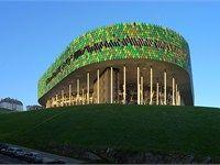 Bilbao Arena and Sports center - Bizkaia, Spain - 2010 - ACXT