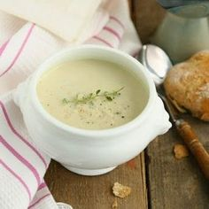 Kippenroomsoep - soepen.be