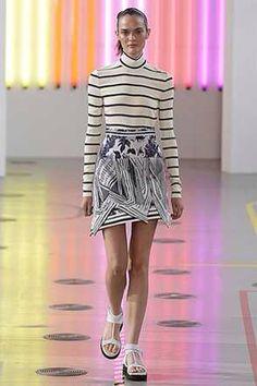 Preen by Thornton Bregazzi RTW Spring 2015 - London Fashion Week Thornton Bregazzi, Ss 15, Spring Summer 2015, Catwalk, Ready To Wear, Mini Skirts, Ballet Skirt, London Fashion, How To Wear