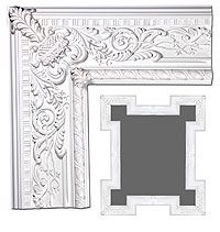 Order Crown Molding, Casings and Architectural Decor at WishIHadThat.com