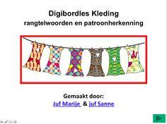 Digibordles Kleding 2