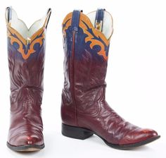 6dbe0048f02 40 Best vintage cowboy boots images in 2016 | Boots, Cowboy boots, Shoes