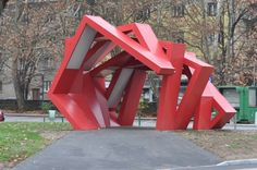 Urban Sculpture / Rok Grdisa