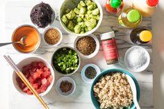 Onigiri with Jacobsen Co. Furikake – Jacobsen Salt Co. Japanese Rice, Japanese Snacks, Japanese Dishes, Avocado Uses, Tuna Mayo, Raw Tuna, Cooking Recipes, Healthy Recipes, Cooking Tips