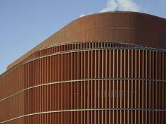 Värtan Bioenergy CHP-plant / UD Urban Design AB + Gottlieb Paludan Architects